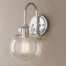 retro glass globe wall sconce lighting bathroom wall lights bathroom sconce lighting