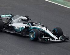 Lewis Hamilton And Mercedes Launch F1 2018 Car But Still