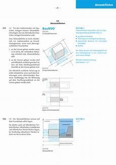 bauordnung nrw abstandflächen abstandsfl 228 chenberechnung anschaulich im bild erl 228 utert