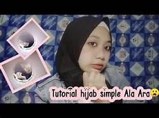 Tutorial Pashmina Simple Ala Ara