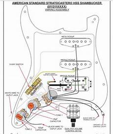 shawbucker wiring leading questions fender stratocaster guitar