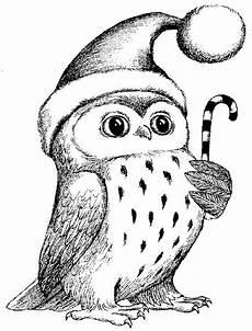 Ausmalbilder Eule Weihnachten 205 Best Printable Images Images On
