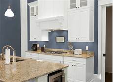 kitchen in blue grey slate i love the color in 2019 grey kitchen walls blue kitchen paint