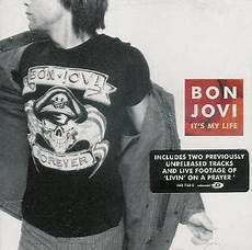 I Ts My Live it s my bon jovi song