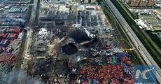 Tianjin China Explosion - tianjin china explosion area evacuated as toll
