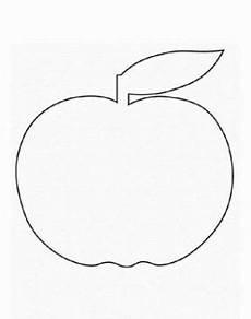 Malvorlage Apfel Zum Ausdrucken Ausmalbilder Apfel Malvorlagen Ausdrucken 8