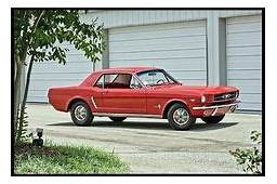 Check Out This 1965 Mustang Coupe Rangoon Red Image