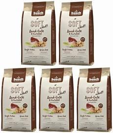 Bosch Hundefutter Getreidefrei - bosch petfood hundetrockenfutter 187 soft ente und kartoffel