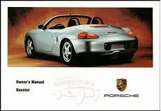 car repair manuals download 1999 porsche boxster on board diagnostic system boxster 1999 porsche owners manual handbook drivers guide book 99 986 s ebay