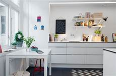 12 modern eat in kitchen swedish apartment boasts exciting mix of and new