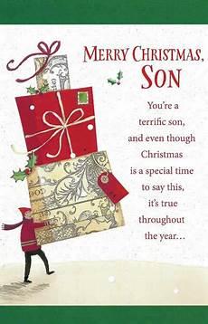 merry christmas son card merry christmas son fun custom christmas card funky delivery