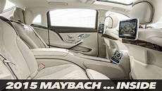 2015 mercedes maybach s class interior exterior design