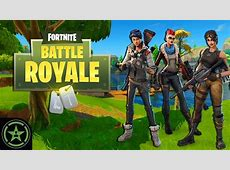Let's Play   Fortnite: Battle Royale   AH Live Stream
