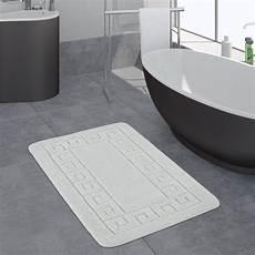 badezimmer teppich moderner badezimmer teppich bord 252 re badvorleger rutschfest