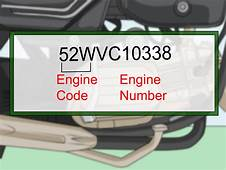 3 Ways To Find The Chassis And Engine Number  WikiHow