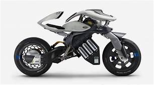 Yamahas Motoroid Experiments With Fusing AI  Motorcycles