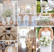 burlap wedding ideas wedding stuff pinterest