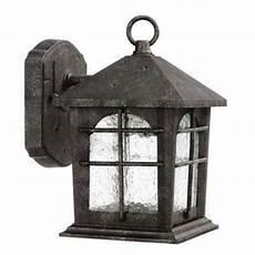 hton bay solar lantern outdoor garden landscape light outdoor wall lantern