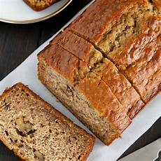 best ever banana bread recipe baked by an intovert