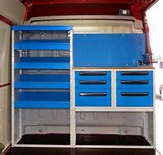cassettiere per furgoni arredamento per furgoni a torino da syncro
