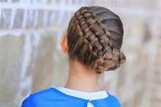 Dutt Frisur Kinder Friseur