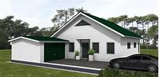 Bungalow 90 M 178 Mit Satteldach Amex Hausbau Gmbh
