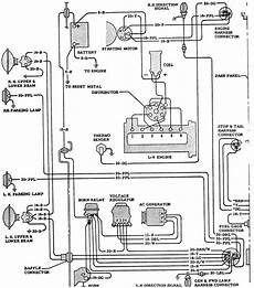 64 Chevy C10 Wiring Diagram 65 Chevy Truck Wiring