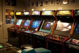 A Visit To Galloping Ghost The Largest Video Game Arcade