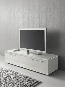 Tv Schrank Weiß - lowboard tv schrank 120 cm wei 223 fronten hochglanz