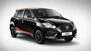 Datsun GO And  Remix Limited Edition Launched In India