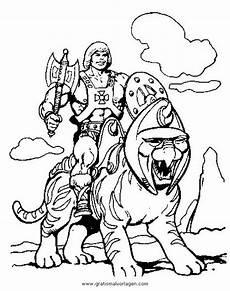Malvorlagen Superhelden Quest He Heman 16 Gratis Malvorlage In Comic