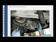 dayco tv guide sulla sostituzione di sistemi di