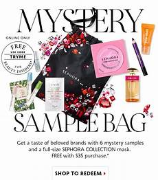 how to get free sles from sephora