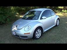 vw new beetle 2008 volkswagen new beetle startup tour test drive