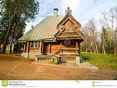 country house in country house stock image image of russia home land
