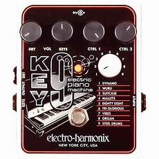 new guitar pedal new pedals ehx k9 electric piano machine delicious audio the stompbox exhibit s official