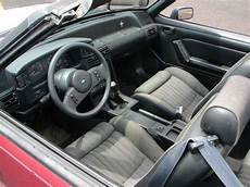 how to fix cars 1989 ford mustang interior lighting sell used 1989 mustang gt convertible fast reliable but needs paint black interior look in