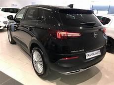 opel grandland x 1 2 turbo excellence gasolina negro con