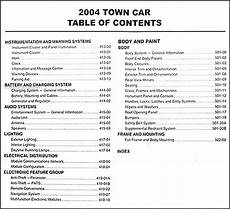 book repair manual 2006 lincoln town car security system 2006 lincoln town car repair shop manual original