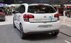 Citroen C3 Hybrid Oopscars