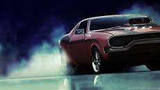 cars burnout supercharger american car wallpapers