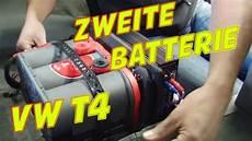 Zwei Batterien Im Auto Verbauen Vw T4 Tutorial Ars24