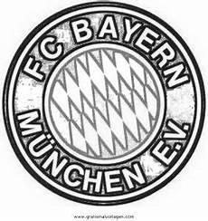 Fc Bayern Malvorlagen Zum Ausdrucken Einhorn Malvorlagen Bayern Logo Coloring And Malvorlagan