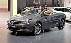 2014 Opel Cascada Convertible Photos And Info News Car