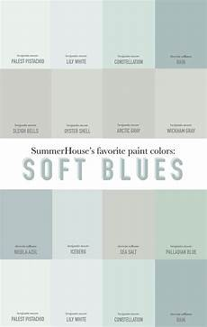 our favorite soft blue paint colors always summer paint colors for home blue gray paint