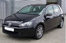 File Vw Golf Vi 1 4 Comfortline Black Jpg Wikimedia