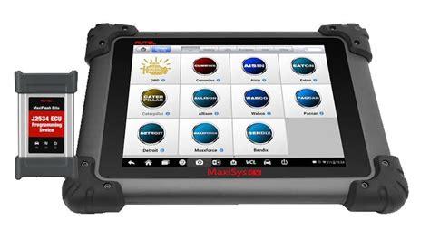 Autel Maxisys Ms908cv Automotive Diagnostic Scanner Scan
