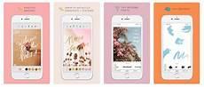 instagram stories und die richtigen apps mit vorlagen