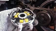 roller lackieren anleitung variogewichte vom roller austauschen motoroller