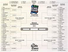 the field of 68 is set download and print your 2019 ncaa tournament bracket here the seattle